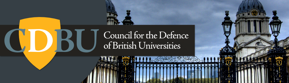 Council for the Defence of British Universities (CDBU)